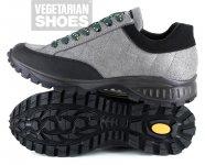 Scramble Shoe, grau, Vegetan Fake Suede, Gr. 37-46